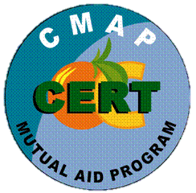 Logo for Orange County CERT Mutual Aid