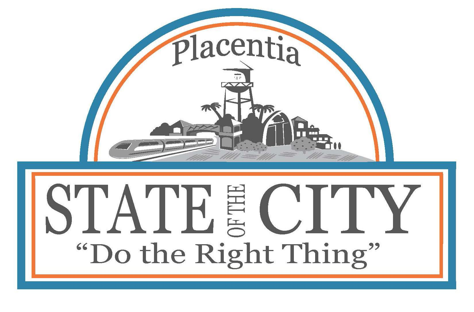 State of the City Logo 2019