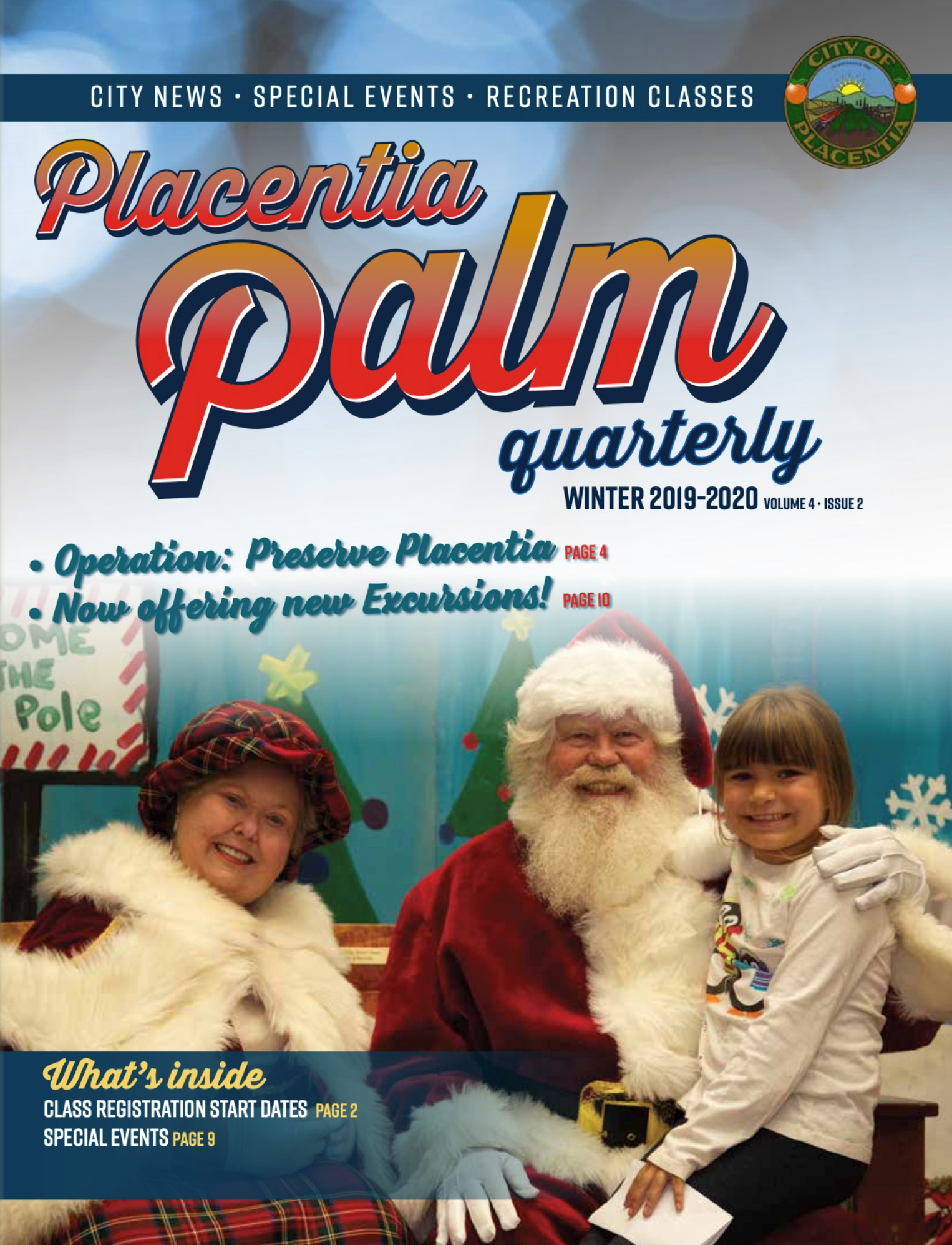 Palm Quarterly Winter 2019 Cover