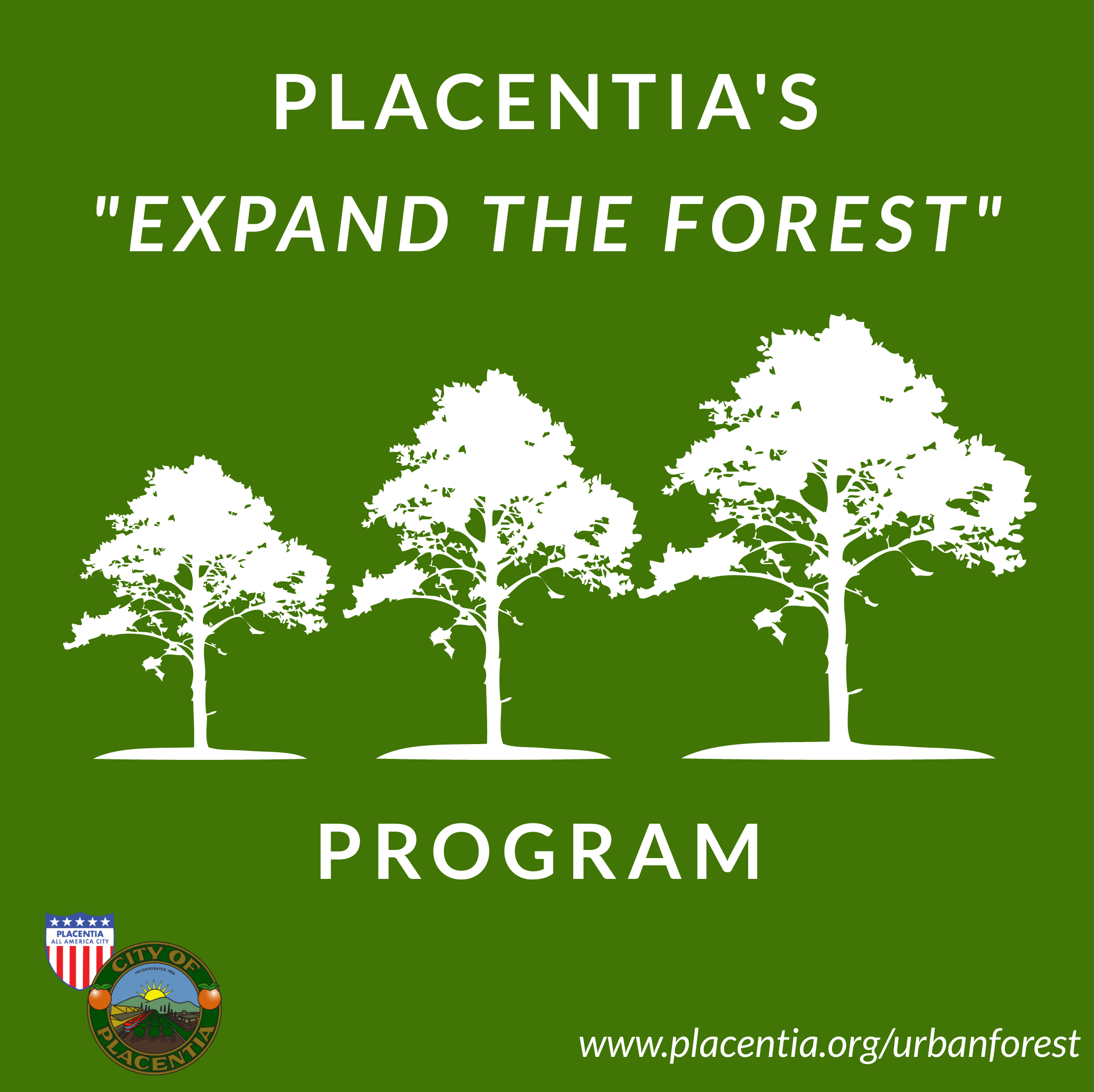 Expand the Forest Program Logo