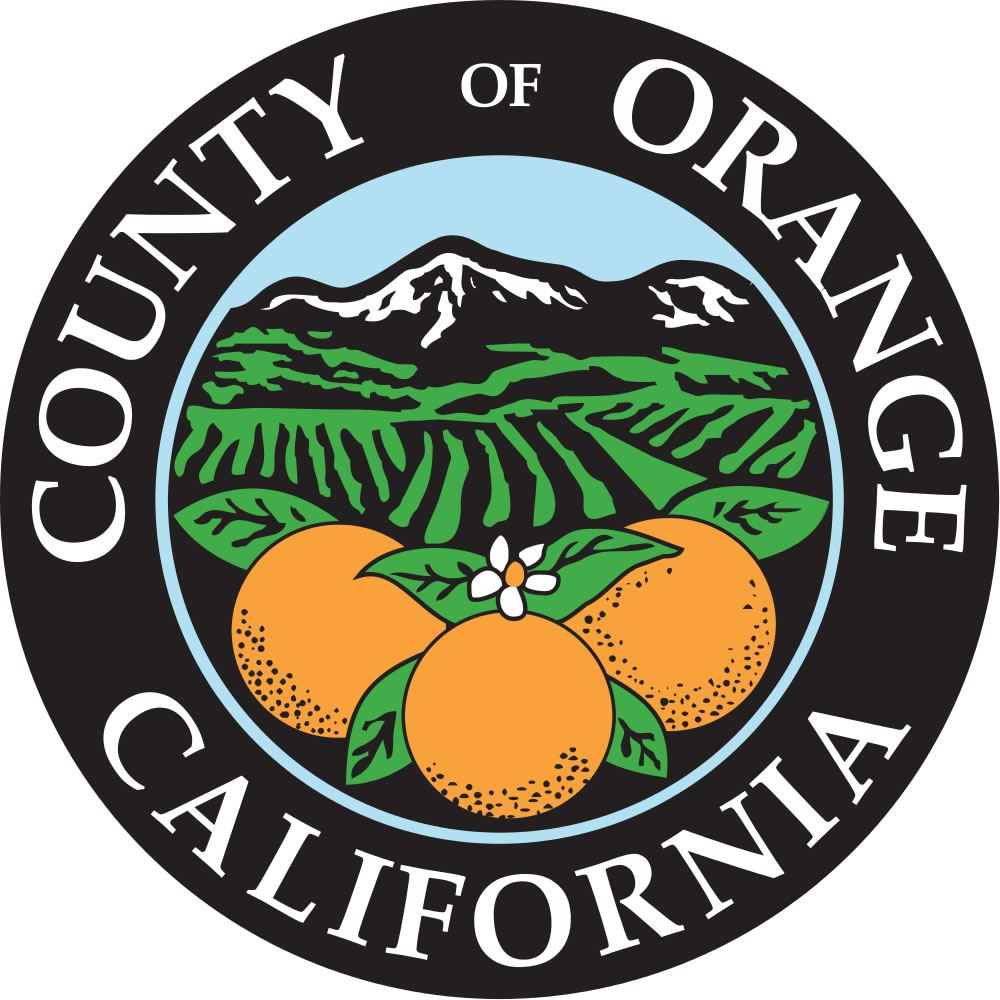 County of orange logo